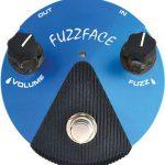 Jim Dunlop ジムダンロップ/ FFM1 Fuzz Face Mini Silicon ファズフェイス【ファズ】