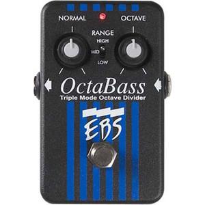 EBS イービーエス / OctaBass オクターバー【ベース用エフェクター】