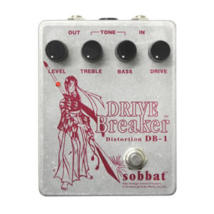 sobbat ソバット / DRIVE Breaker DB-1【ディストーション】