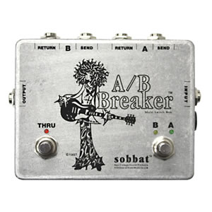 sobbat ソバット / A/B Breaker SW-1【スイッチボックス】