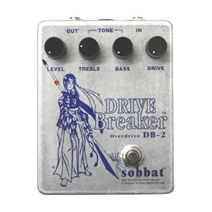 sobbat ソバット / DRIVE Breaker DB-2 ドライブブレイカー【オーバードライブ】