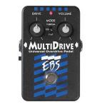 EBS イービーエス MultiDrive オーバードライブ【ベース用エフェクター】