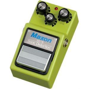 MAXON マクソン / SD-9 【ディストーション】【SD9】