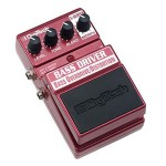 Digitech デジテック XBD Bass Driver Bass Overdrive/Distortion【ベース用エフェクター】