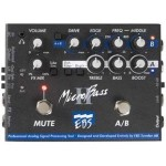 EBS イービーエス / MicroBass II 2-Channel Preamp / DI-Box【ベース用エフェクター】