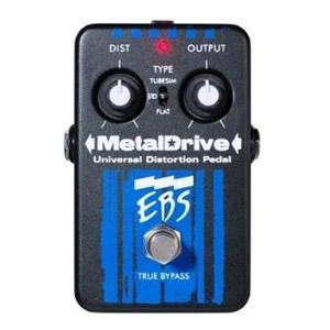 EBS イービーエス Metal Drive ディストーション【ベース用エフェクター】