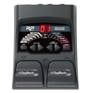 Digitech デジテック RP55 モデリング マルチ エフェクター【ギター用マルチエフェクター】