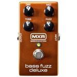 MXR エムエックスアール M84M Bass Fuzz Deluxe【ベース用エフェクター】