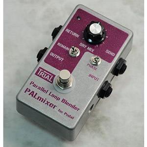 TRIAL トライアル / PALmixer for Pedal VI【ラインセレクター】