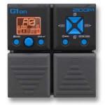 ZOOM ズーム G1on Guitar Multi-Effects Processor【ギター用マルチエフェクター】