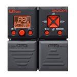 ZOOM ズーム B1on Bass Multi-Effects Processor【ベース用マルチエフェクター】