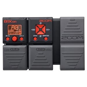 ZOOM ズーム B1Xon Bass Multi-Effects Processor【ベース用マルチエフェクター】