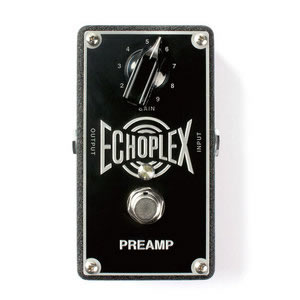 Jim Dunlop ジムダンロップ/ EP101 Echoplex Preamp【プリアンプ】