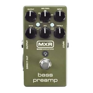 MXR エムエックスアール M81 BassPreamp ベースプリアンプ【ベース用エフェクター】