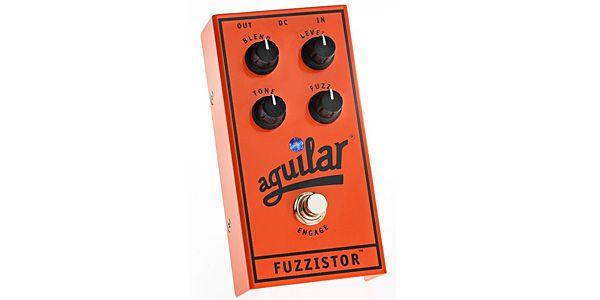 Aguilar アギュラー Fuzzistor【ファズ】【ベース用エフェクター】