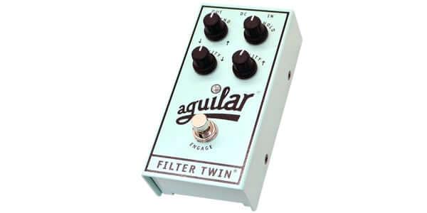 aguilar アギュラー / FILTER TWIN【タッチワウ】【オートワウ】【エンベロープフィルター】