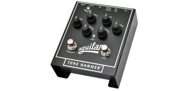 Aguilar アギュラー TONE HAMMER プリアンプ/DIベース用エフェクター