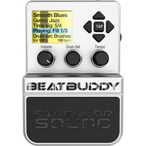 Singular Sound シングラーサウンド / Beat Buddy【ペダル型ドラムマシン】