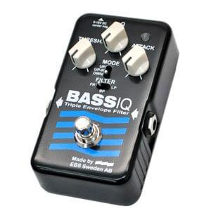 EBS イービーエス Bass IQ BlueLabel エンベロープ フィルター【ベース用エフェクター】