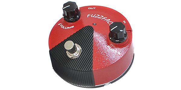 Jim Dunlop ジムダンロップ /  FFM2 Germanium Fuzz Face Mini Distortion【ファズ】