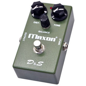 MAXON マクソン / D&S【ディストーション】