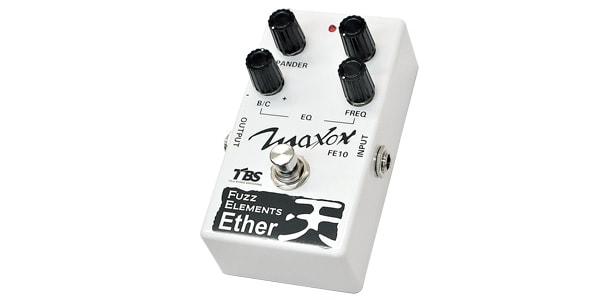 MAXON マクソン FE10 Fuzz Elements Ether 天 【ファズ】