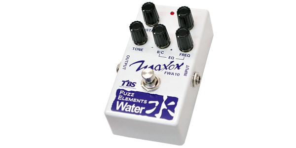 MAXON マクソン FWA10 Fuzz Elements Water 水【ファズ】
