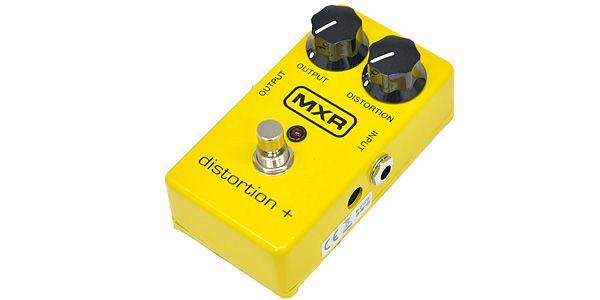 MXR エムエックスアール M-104 DISTORTION + ディストーション 【ディストーション】【ギターエフェクター】