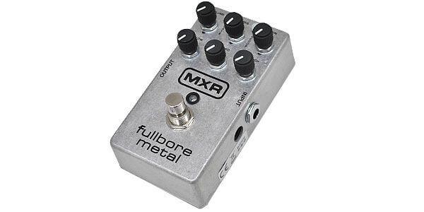 MXR エムエックスアール M116 Fullbore Metal 【ディストーション】【ギターエフェクター】