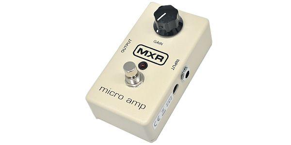 MXR エムエックスアール M133 micro amp【プリアンプ】【ギターエフェクター】