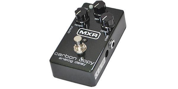 MXR エムエックスアール M169 Carbon Copy Analog Delay【ディレイ】【ギターエフェクター】