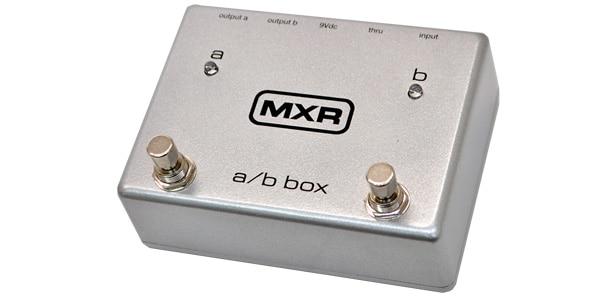 MXR エムエックスアール M196 A/B Box【スイッチボックス】【ギターエフェクター】