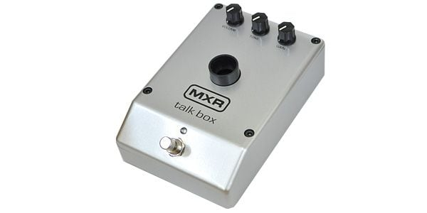 MXR エムエックスアール M222 Talk Box【トークボックス】【ギターエフェクター】