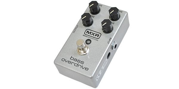 MXR エムエックスアール M89 / Bass Overdrive【ベース用エフェクター】