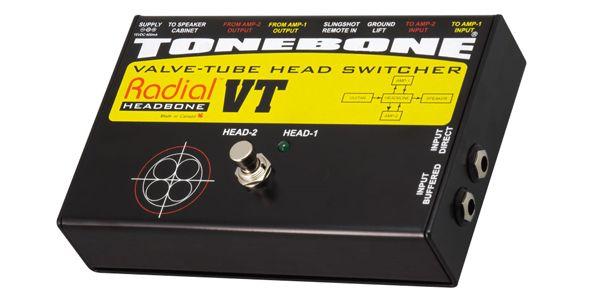 Radial ラジアル / Headbone VT【スイッチボックス】