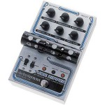 Electro Harmonix エレクトロハーモニクス / TUBE ZIPPER【チューブディストーション/オートワウ】