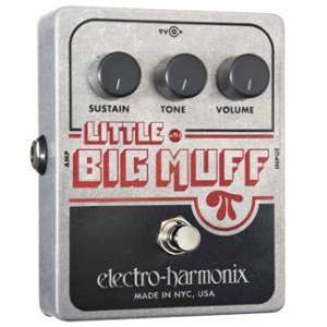 Electro Harmonix エレクトロハーモニクス / Little Big Muff【ディストーション】