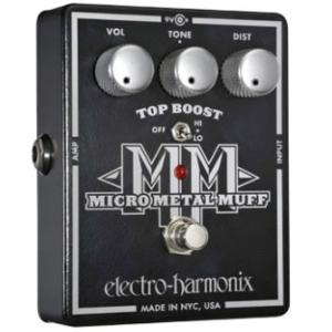 Electro Harmonix エレクトロハーモニクス / Micro Metal Muff【ディストーション】