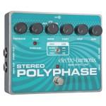 Electro Harmonix エレクトロハーモニクス / Stereo Polyphase【フェイザー】