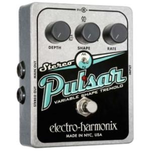 Electro Harmonix エレクトロハーモニクス / Stereo Pulsar【トレモロ】