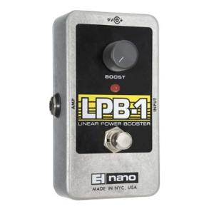 Electro Harmonix エレクトロハーモニクス / LPB-1【リニア パワー ブースター】