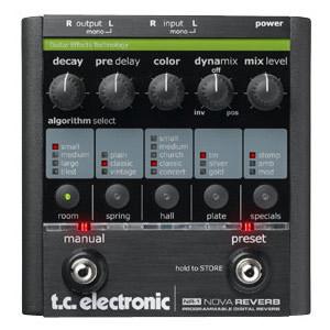 tc electronic ティーシーエレクトロニック /NR-1 Nova Reverb【リバーブ】