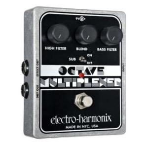 Electro Harmonix エレクトロハーモニクス / Octave Multiplexer【オクターバー】
