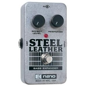 Electro Harmonix エレクトロハーモニクス / Steel Leather【ベースエキスパンダー】