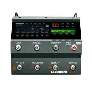 tc electronic ティーシーエレクトロニック /Nova System オールインワン フロアエフェクトプロセッサー【ギター用マルチエフェクター】