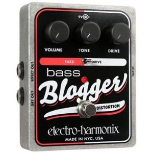 Electro Harmonix エレクトロハーモニクス / BASS BLOGGER【ベース用ファズ/ディストーション】