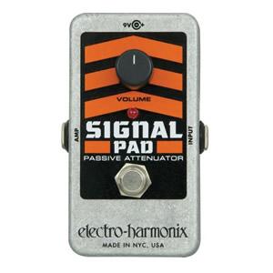 Electro Harmonix エレクトロハーモニクス / Signal Pad【パッシブ アッテネーター】