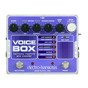 Electro Harmonix エレクトロハーモニクス / Voice Box【ハーモニーマシーン&ヴォコーダー】
