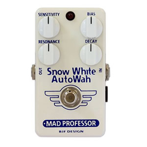 MAD PROFESSOR / Snow White Auto Wah 【オートワウ】