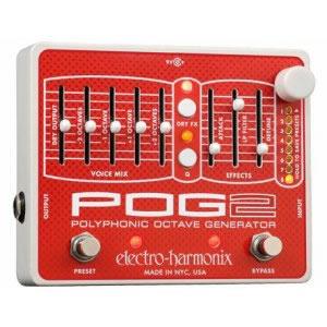 Electro Harmonix エレクトロハーモニクス / POG2【オクターブ ジェネレーター】